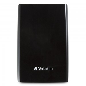VERBATIM - 500 GB - PORTABLE HARD DRIVE 2.5 USB 3.0 - BLACK