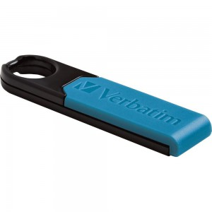 VERBATIM - 16GB MICRO PLUS COLOUR BLUE