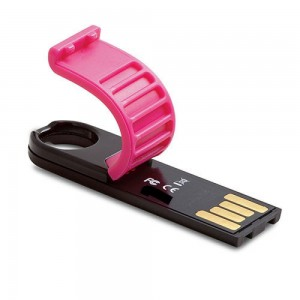 VERBATIM - 16GB MICRO PLUS COLOUR PINK