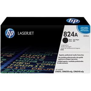 HP 824A COLOR LASERJET CM6040/CP6015 MFP BLACK IMAGE DRUM.