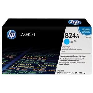 HP 824A COLOR LASERJET CM6040/CP6015 MFP CYAN IMAGE DRUM.