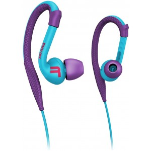 Philips ActionFit Sports Earhook Earphone