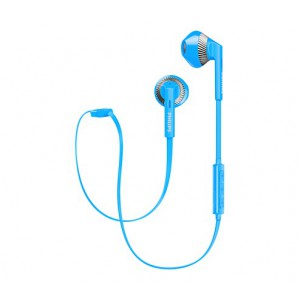 PHILIPS SHB5250 FRESHTONES BT IN-EAR HP - BLUE