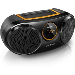 Philips AT10 Wireless Portable Speaker System