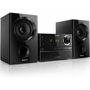 PHILIPS BTM1360 MICRO MUSIC SYSTEM WITH BLUETOOTH