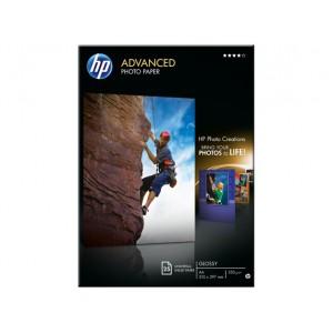 HP ADVANCED GLOSSY PHOTO PAPER 250 G/M -25 SHT/A4/210 X 297 MM