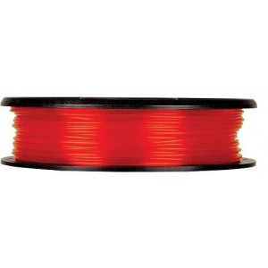 MakerBot Small Translucent Orange PLA