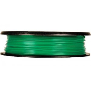MakerBot Small Translucent Green PLA