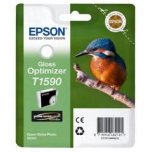Epson T1590 Gloss Optimizer Ink Cartridge (Kingfisher)