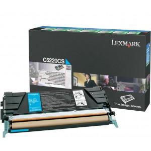 Lexmark C5220CS Cyan Laser Toner Cartridge