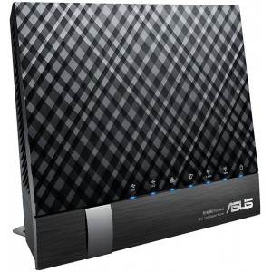 Asus DSL-AC56U Dual-Band AC1200 Wireless Gigabit Router