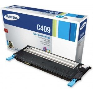 Samsung CLT-C409S Cyan Laser Toner Cartridge