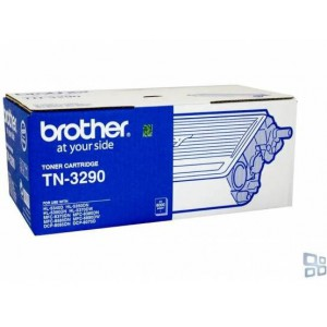 Brother TN-3290 Laser Toner Cartridge - Black