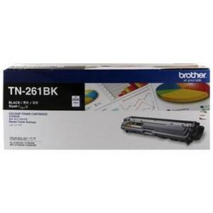 Brother TN-261BK Laser Toner Cartridge - Black