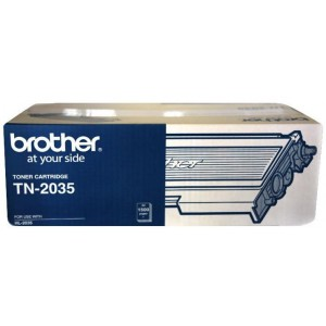 BROTHER TONER CARTRIDGE - HL2035