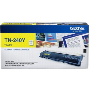 BROTHER YELLOW TONER CARTRIDGE - HL3040CN / MFC9120CN / MFC9320CW / DCP9010CN