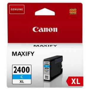 Canon PGi-2400XL Cyan Ink Maxify Cartridge with yield of 1500 pages