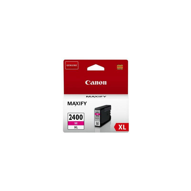 Canon PGi-2400XL Magenta Ink Maxify Cartridge with yield of 1500 pages