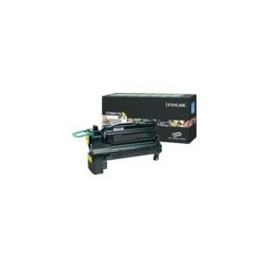 LEXMARK C792 Yellow Extra High Yield Return Program Print Cartridge