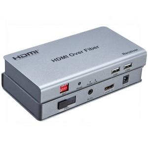 Unbranded GC-S10  HDMI 1080p Extender 20km Over Fiber