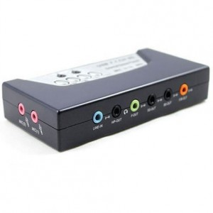 Unbranded SOUBOX  External USB Sound Box
