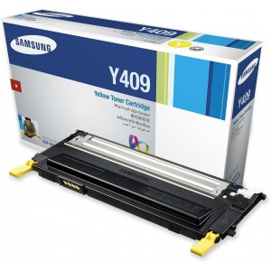 Samsung CLP-310/315 YELLOW TONER 1000 PAGES Cartridge