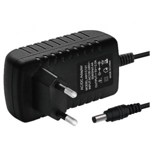 5V 2A Power Adapter Charger - Black