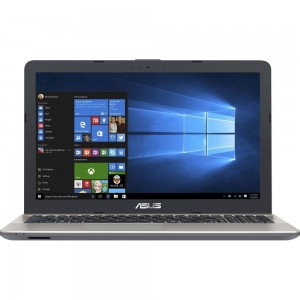 ASUS VALUE CEL N3350 4GB 500GB 15.6 HD W10 SL NOTEBOOK