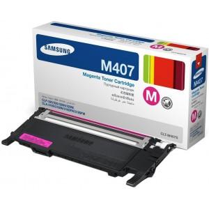Samsung CLT-M407S Magenta Laser Toner Cartridge