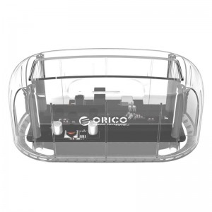 Orico 2.5, 3.5 USB3.0 HDD Dock Transparent