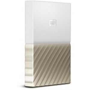 Western Digital MY PASSPORT ULTRA 1.0TB USB3.0 METAL EDITION HDD - GOLD