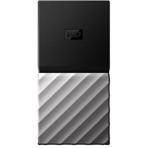 Western Digital My Passport SSD 1TB Ultra Portable External SSD - Black & Silver