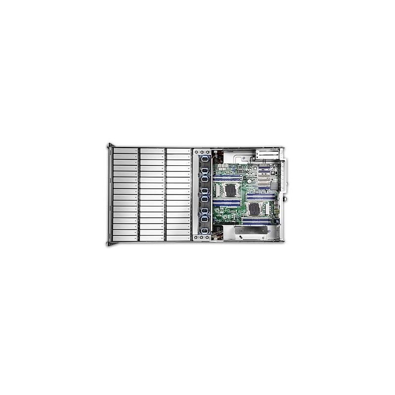 Chenbro 4U 48Bay Storage Server Chassis +1100W PSU