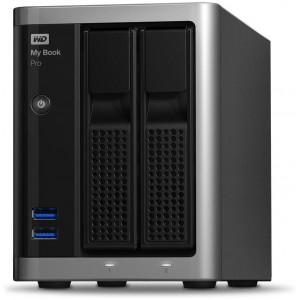 Western Digital BDTB0080JSL MyBookPro 4TBx2 RAID Storage
