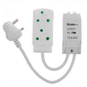 GeeWiz Wifi Smart Plug - SA 3 PIN 16A - IOS, Android (Works with Google Home and Amazon Echo)