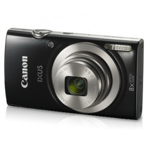 CANON IXUS 185 BLACK -Pocket-size camera