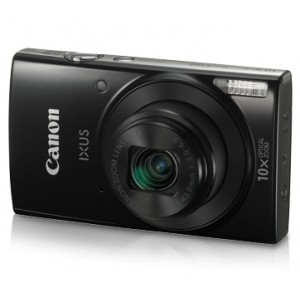 CANON IXUS 190 BLACK - 20MP