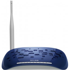 TP-Link 802.11b/g/n 150Mbps Wireless N ADSL2+ Modem Router