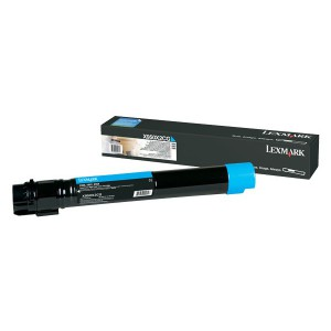 LEXMARK XS955 Cyan Extra High Yield Print Cartridge