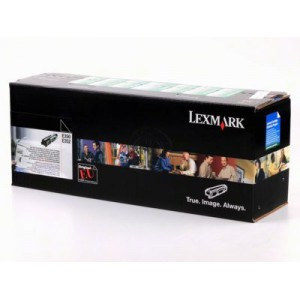 LEXMARK XS796 Cyan Extra High Yield Return Program Print Cartridge