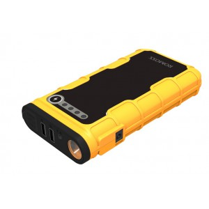 Romoss JS12-101-05 Jump Starter 12000Mah Yellow Powerbank