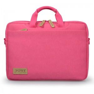 Port Designs 140401  Torino TL Pink Top Loader Notebook Carrying Case