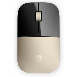 HP X7Q43AA  Gold Wireless Mouse