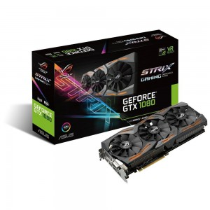Asus GTX1080 Strix Graphics Card