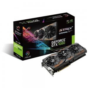 Asus GTX1080 Strix Adv Graphics Card