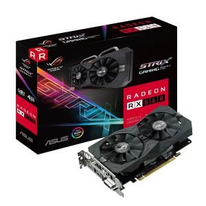 Asus rX560 4G Strix Graphics Card