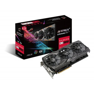Asus ROG-STRIX-RX 8GB GAMING RX 580 Graphics Card