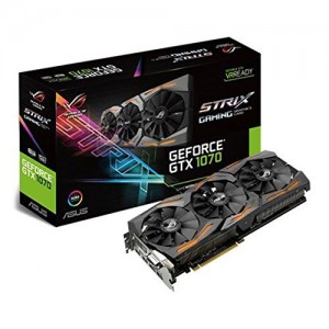 Asus STRIX-GTX1070-8G-GAMING/Graphic Card