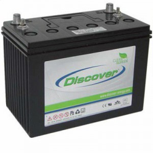 Discover EV27A Dry Cell 100Ah Deep Cycle Battery
