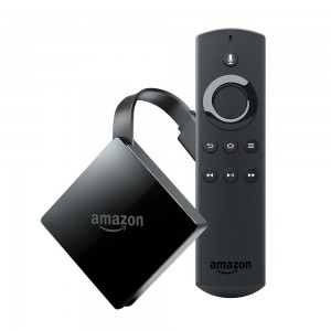 All-New Fire TV Streaming Media Player with 4K Ultra HD and Alexa Voice Remote